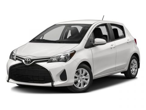 Pre-Owned 2016 Toyota Yaris L FWD Hatchback